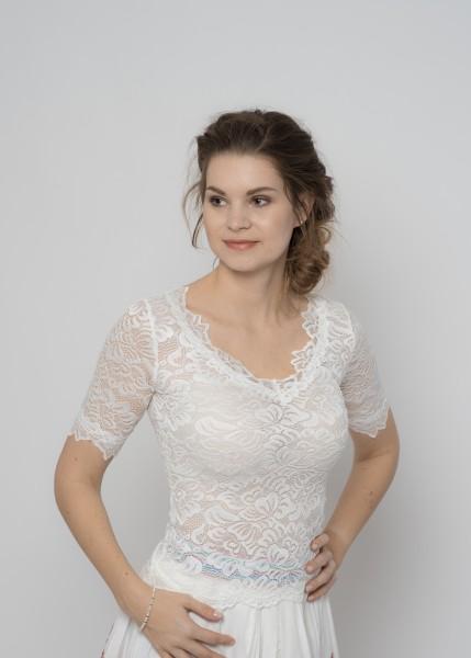 My Choice - Spitzenshirt Helen